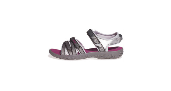Teva Tirra Sandals Children Silver/Magenta